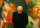 Gyécsek József festőművész kiállításának megnyitója