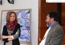 Tinódi Gimnázium diákjainak kiállítása a Folyosó Galérián