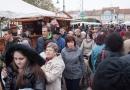 Simon, Júdás napi országos vásár Sárvár utcáin – 2014