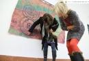 Tóth Lívia textilei a Galeria Arcisban – 2014